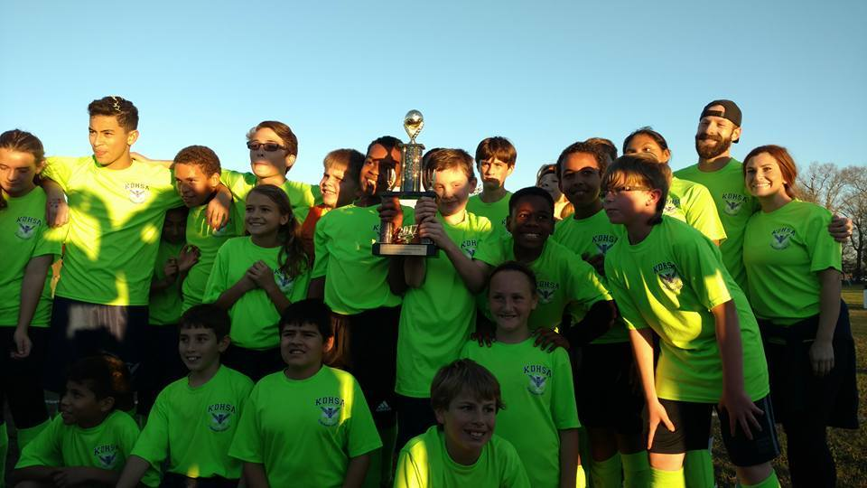 Soccer Team Ends Season Undefeated!